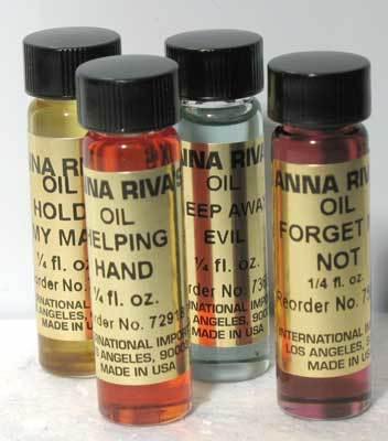 Anna, Riva, anointing, oil, fragrance, spell, magick-magusbooks com