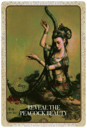 Kuan yin oracle divination cards goddess magusbooks imagesko446g thecheapjerseys Gallery