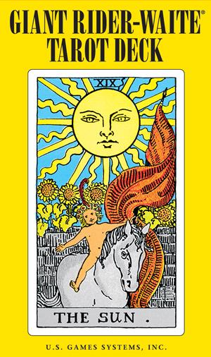 Divination Rider Waite Deck Card Cards-magusbooks.com