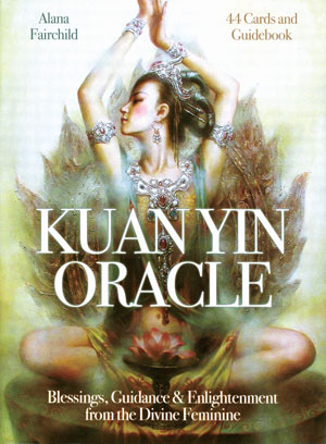 Kuan yin oracle divination cards goddess magusbooks kuan yin oracle altavistaventures Choice Image